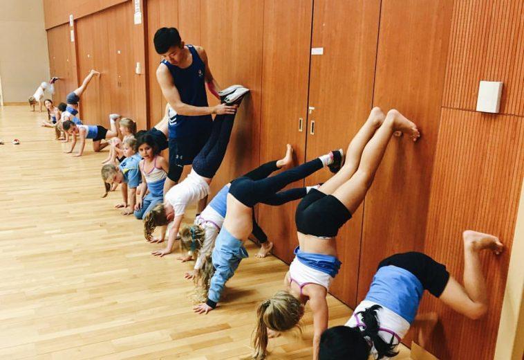 Gymnastics Coach - AEROkids
